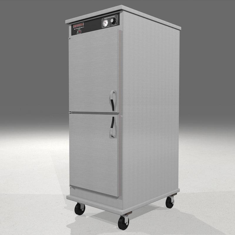 heat hold storage c4d