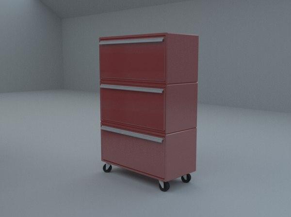 3d toolbox wheels
