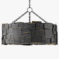 3d 46792 monty chandelier lighting