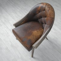 ma antic chair