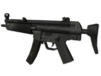 mp5 weapon