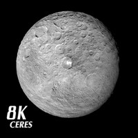 3d ceres space model