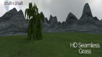 HD Seamless Grass