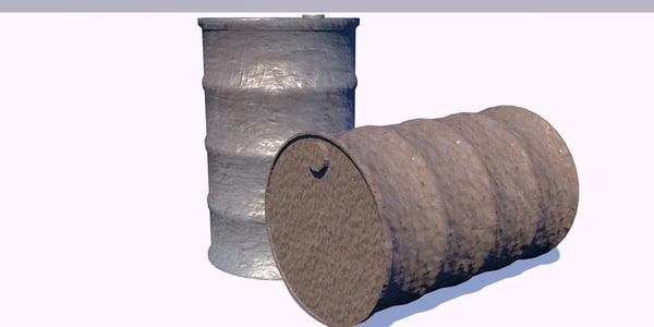 3ds barrel