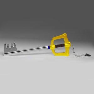max keyblade key
