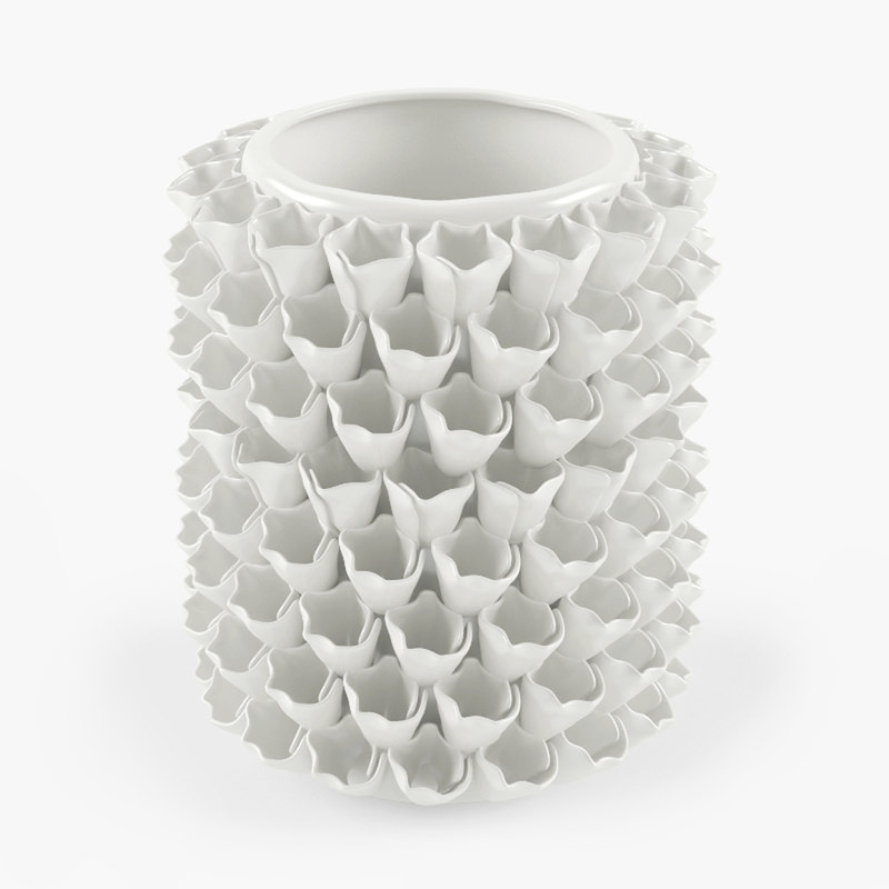 free vase 3d model