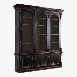 ralph lauren victorian bookcase max