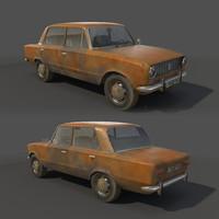 Rusty Vaz 2101