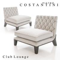 3d model constantini pietro lounge club