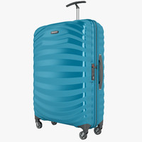 Samsonite Lite-shock Blue