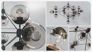 modo chandelier 4 sided max