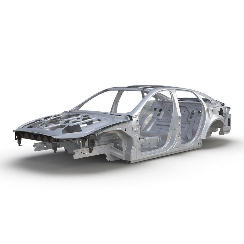 car frame 5 max