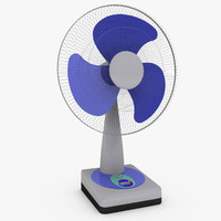 table fan 3ds