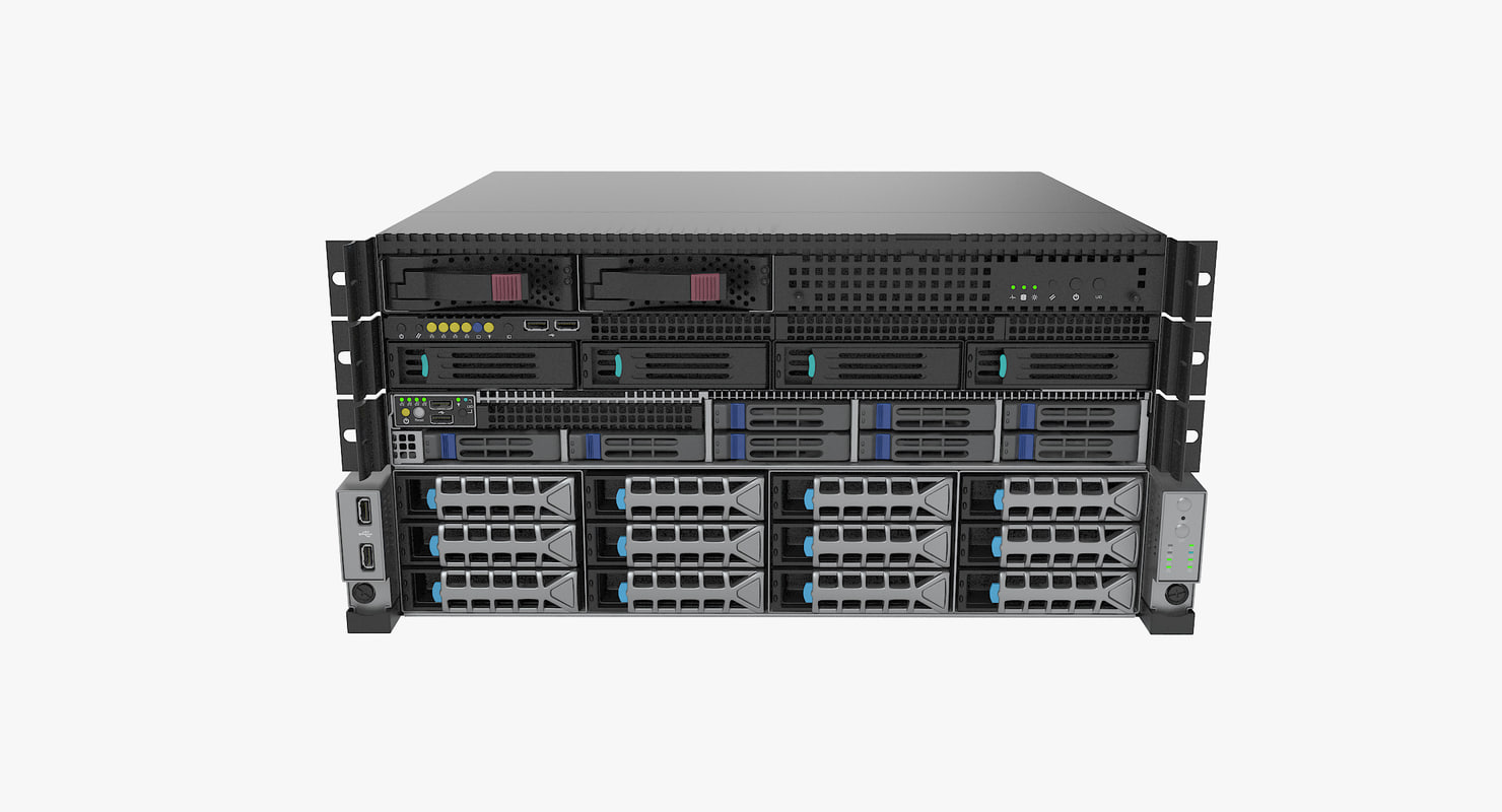 hp cloudline server 3ds