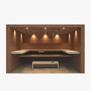 3ds sauna casena klafs