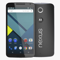 Google Nexus 6 Black