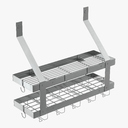 kitchen rack 3D models