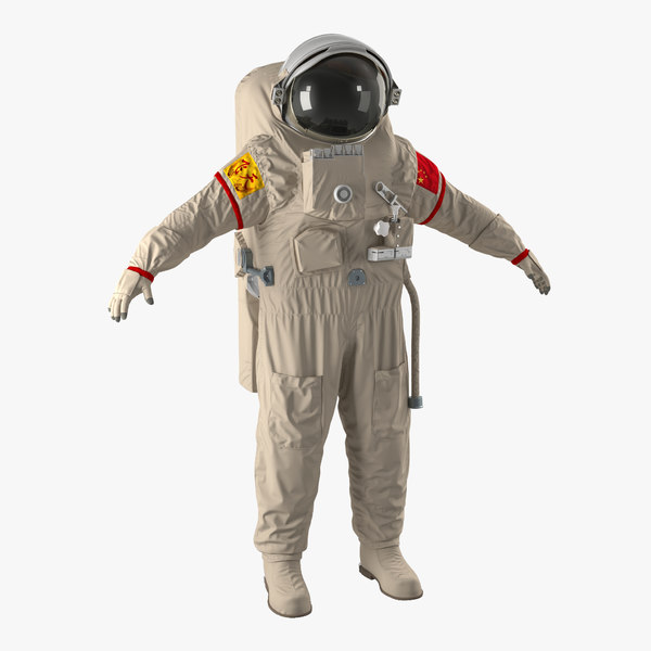 chinese space suit feitian max