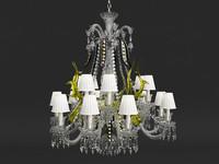 Baccarat Etrange Zenith - Philippe Starck