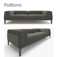 Poliform Metropolitan Sofa