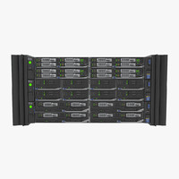 dell poweredge fx2 3d max