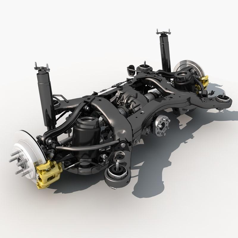 rear suspension max