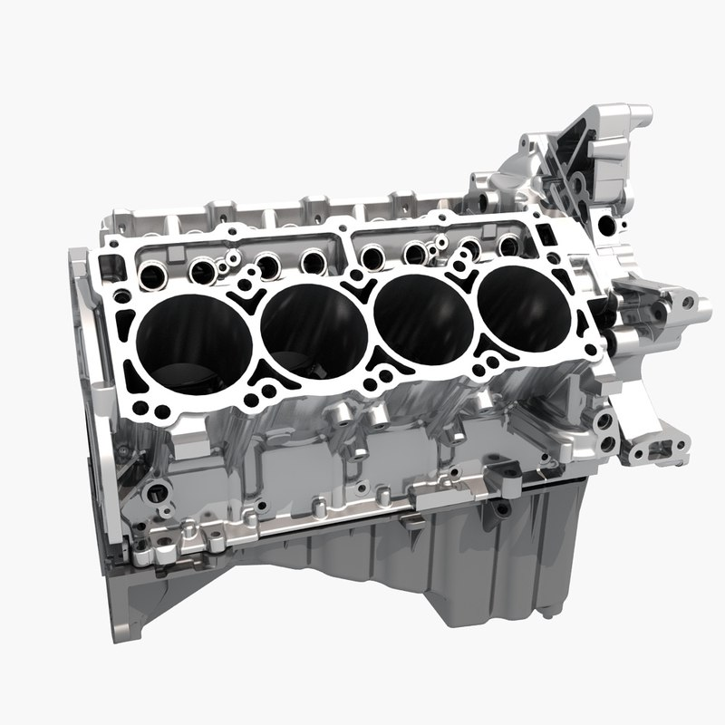 max engine block