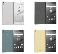 sony xperia z5 colors 3d 3ds