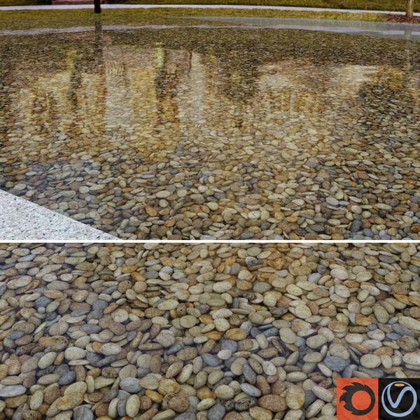 lake pebbles max