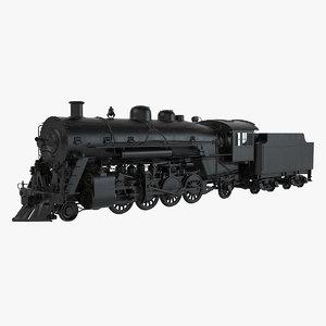 3d model icrr mikado steam