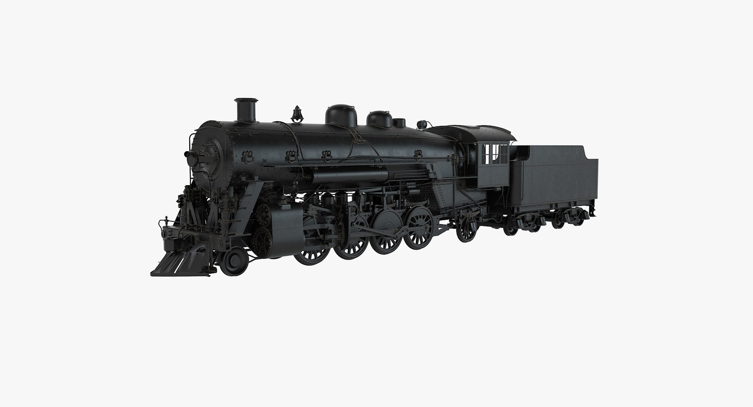3d model icrr mikado steam