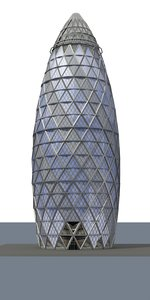 30 st mary axe 3d 3ds