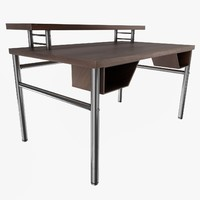 3d study table