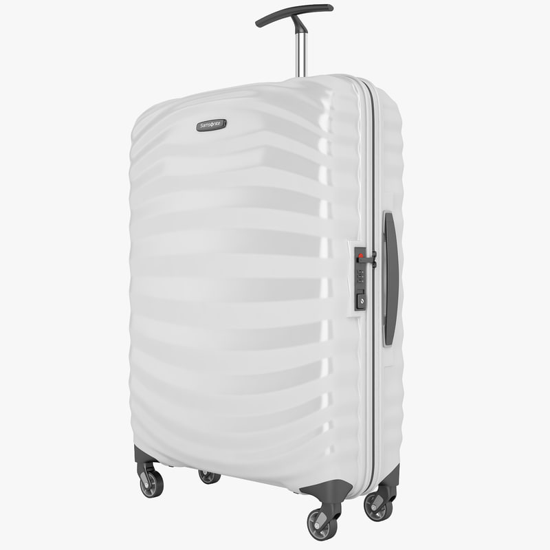 3d samsonite lite-shock