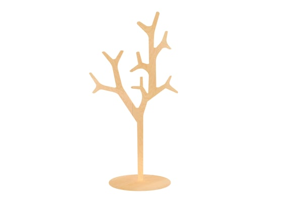 clothes tree 3d model