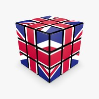 Rubik Cube - UK