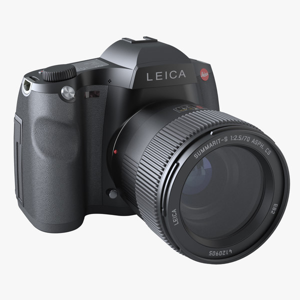 3ds max s camera leica typ