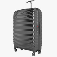 Samsonite Lite-shock Black