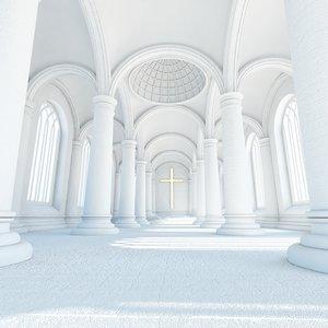 max church interior