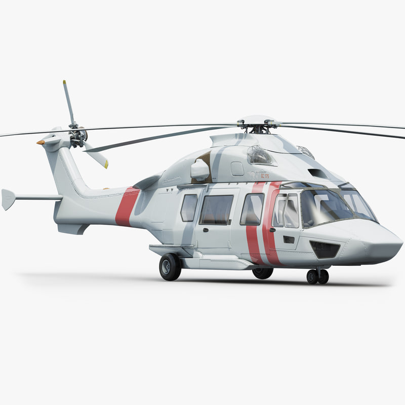 max h-175 military helicopter