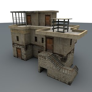 3ds max desert house games