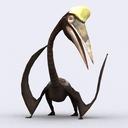 Quetzalcoatlus 3D models