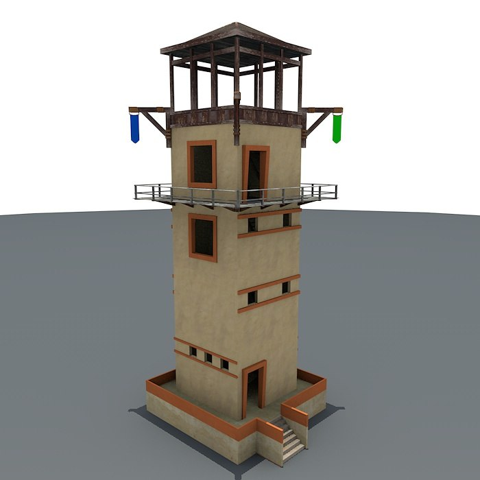 3d games ready buildings