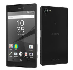 flagship smartphone sony xperia 3d model