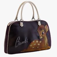 bambi bag 3d 3ds