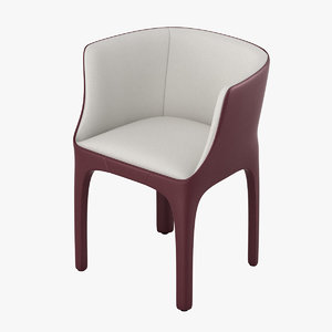 3d giorgetti diana chair