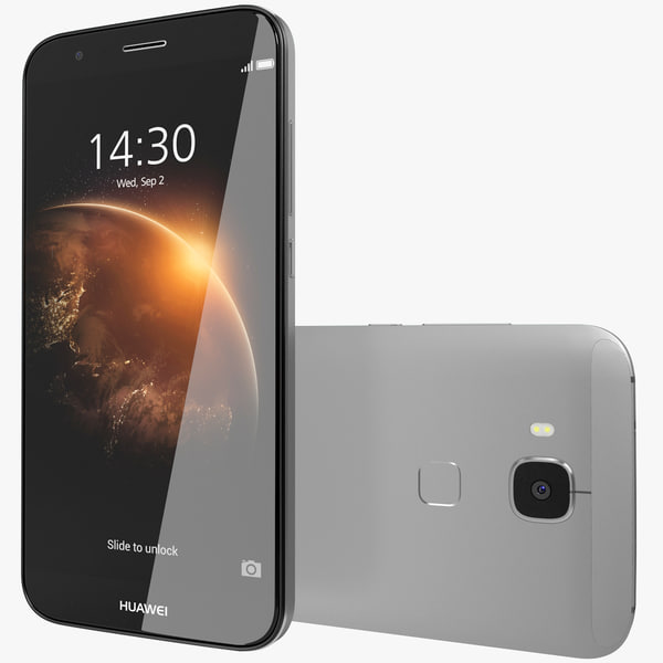 3d realistic huawei g8 space
