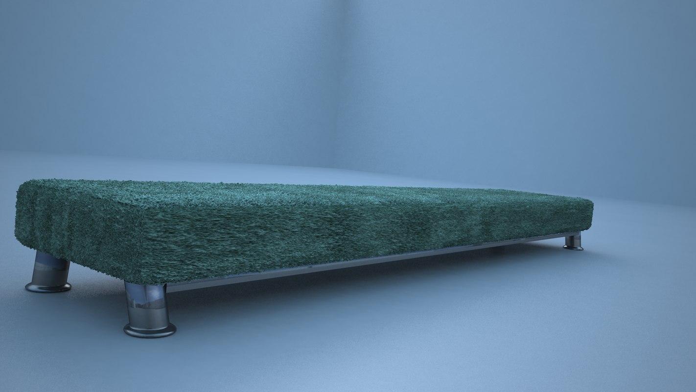 3d table velvet