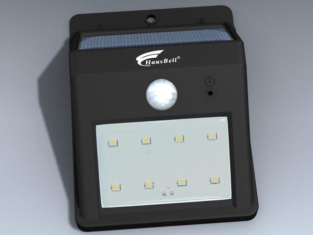 security light 3d obj