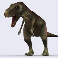 - tyrannosaurus 3d model